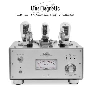 Line magnetic LM-210IA Tube Amplifier -06