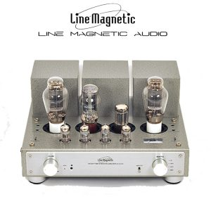 Line magnetic LM-217IA Tube Amplifier -01