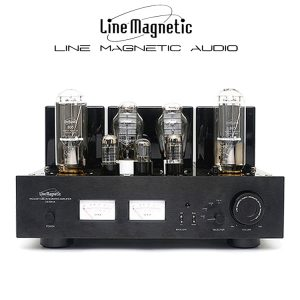 Line magnetic LM-508IA Tube Amplifier 01